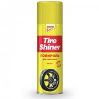 Полироль чернитель резины Kangaroo Tire Foam Shine 330255, 550 мл купить